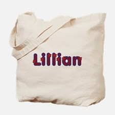 Lillian Red Caps Tote Bag