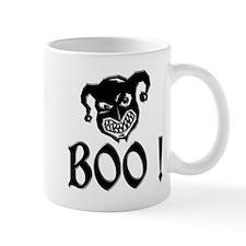 BOO - Evil Face Mug