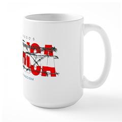 America-W Large Mug