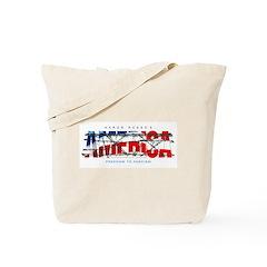 America-W Tote Bag