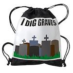 idiggrv_9_5x8.png Drawstring Bag