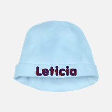 Leticia Red Caps baby hat