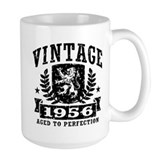 60th birthday Large Mugs (15 oz)