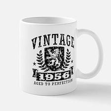 Vintage 1956 Small Mugs