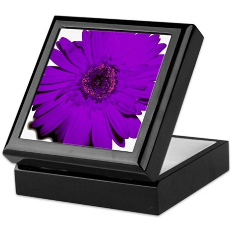 PURPLE! Keepsake Box