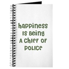 Happiness Is Being A CHIEF OF Journal