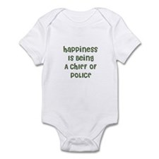 Happiness Is Being A CHIEF OF Infant Bodysuit