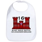 16th Engineer Brigade Bib
