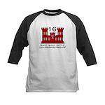 16th Engineer Brigade Kids Baseball Jersey