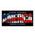 America-B Postcards (Package of 8)