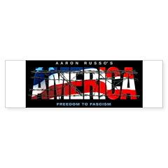 America-B Bumper Bumper Sticker
