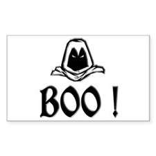 BOO - Death Rectangle Decal