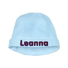 Leanna Red Caps baby hat