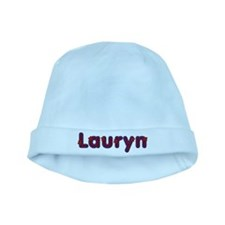 Lauryn Red Caps baby hat
