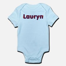Lauryn Red Caps Body Suit