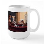 Italian Greyhound Nighthounds detail Large Mug