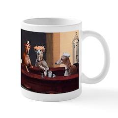 Italian Greyhound Nighthounds Mug