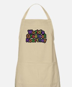 Worlds Greatest Kourtney Light Apron