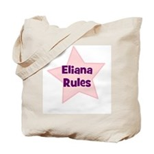 Eliana Rules Tote Bag