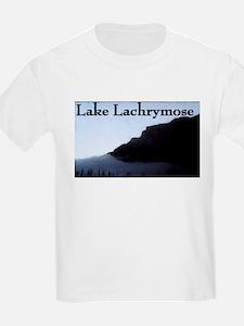 Lake Lachrymose Kids T-Shirt