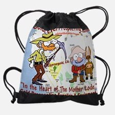 Goldfever22.jpg Drawstring Bag