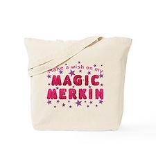 Wish On My Magic Merkin Tote Bag