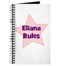 Eliana Rules Journal