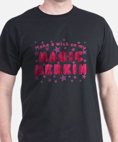 Wish On My Magic Merkin T-Shirt