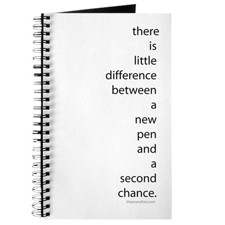 Second Chance Journal