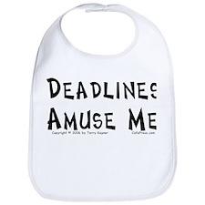 Deadlines... Bib