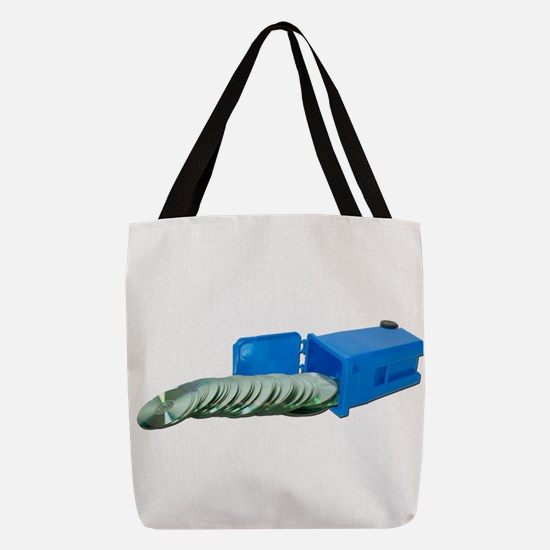 RecyclingInformation122111.png Polyester Tote Bag