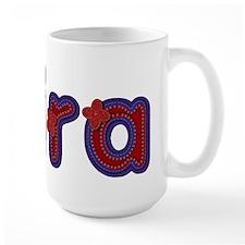 Kira Red Caps Mug