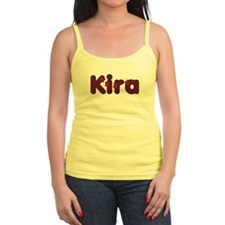 Kira Red Caps Tank Top