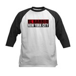 El Barrio New York City Kids Baseball Jersey