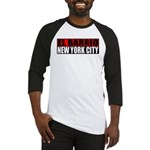 El Barrio New York City Baseball Jersey
