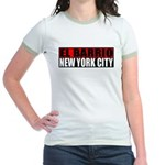 El Barrio New York City Jr. Ringer T-Shirt