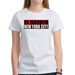 El Barrio New York City Women's T-Shirt