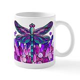 Dragonfly Standard Mugs (11 Oz)