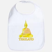 Thailand Buddah Bib