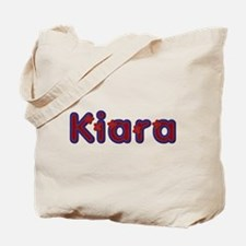 Kiara Red Caps Tote Bag