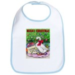 Holiday Package Bib