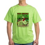 Holiday Package Green T-Shirt