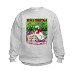 Holiday Package Kids Sweatshirt