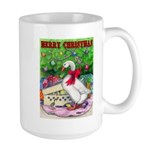 Holiday Package Large Mug