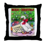 Holiday Package Throw Pillow