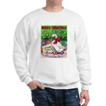 Holiday Package Sweatshirt