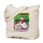 Holiday Package Tote Bag
