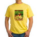 Holiday Package Yellow T-Shirt
