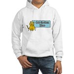 Cat Spoken Here Hooded Sweatshirt