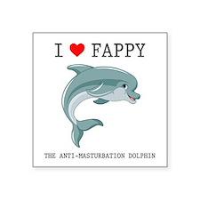 I Heart Fappy, The Anti-Masturbation Dolphin Stick